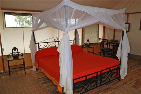 Photo Maramboi Tented Camp, Tanzanie