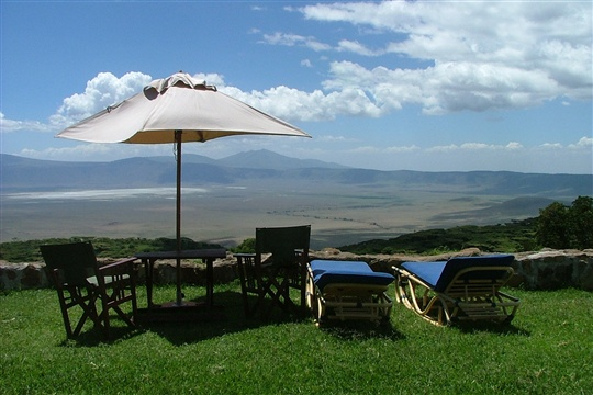 Photo Ngorongoro Sopa Lodge, Tanzanie