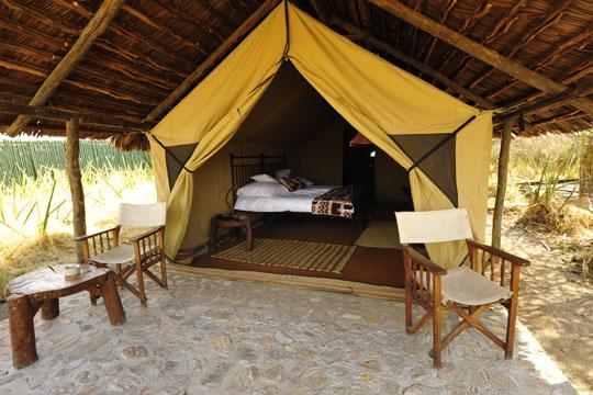Photo Olduvai Camp, Tanzanie