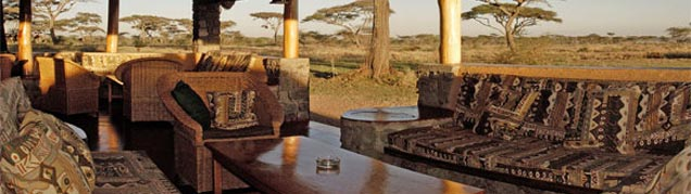 Hébergement en Tanzanie